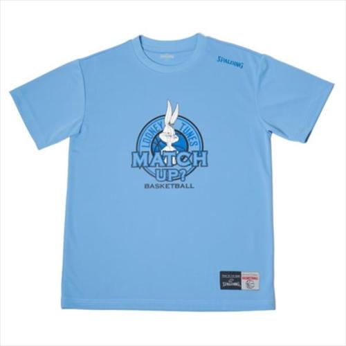 <title>SPALDING スポルディング SMT180330-SX Tシャツ BUGS BUNNY 全商品オープニング価格 SX Basketball バスケットボール ウェア 年度:18SS</title>
