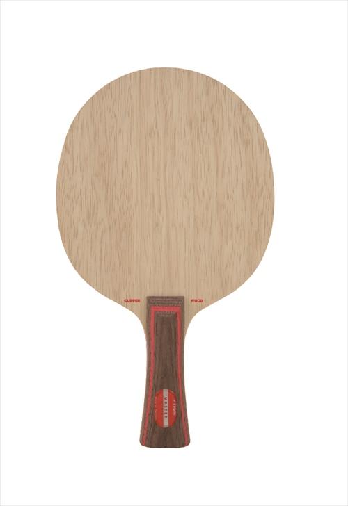 【STIGA】 スティガ 1020 クリッパーウッド [木材7枚合板]【卓球用品】シェークラケット/中国式ペンラケット