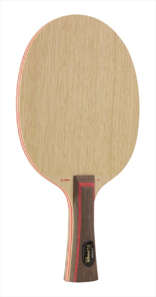■送料無料■【STIGA】 スティガ 1021 クリッパーCC [木材7枚+6層(カーボンパウダー)]【卓球用品】シェークラケット/中国式ペンラケット