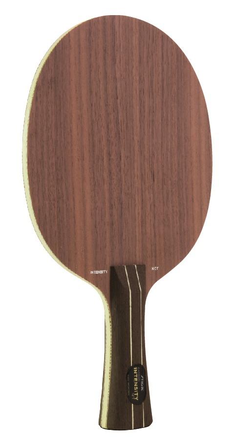 ■送料無料■【STIGA】 スティガ 1022 インテンシティNCT [木材5枚合板]【卓球用品】シェークラケット/中国式ペンラケット