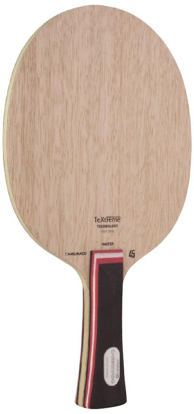 ■送料無料■【STIGA】 スティガ 1062 カーボネード 45 [木材5枚+2枚(カーボン)]【卓球用品】シェークラケット/中国式ペンラケット
