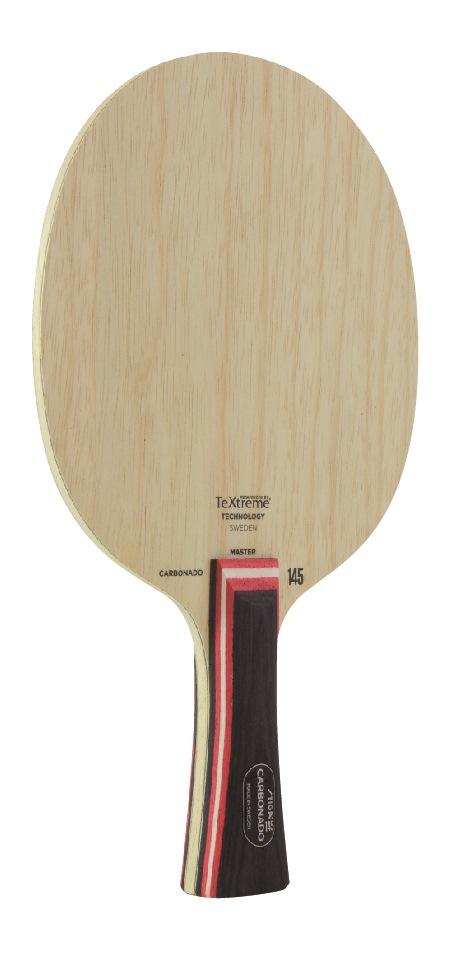 ■送料無料■【STIGA】 スティガ 1065 カーボネード 145 [木材5枚+2枚(カーボン)]【卓球用品】シェークラケット/中国式ペンラケット