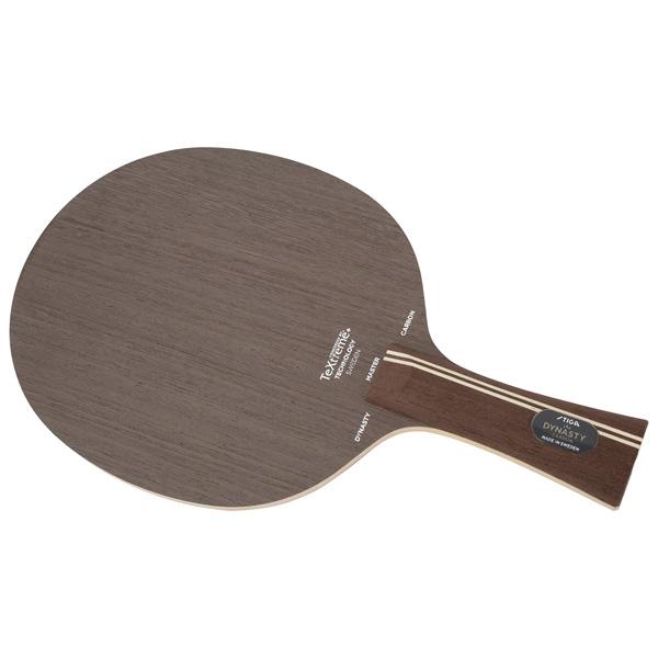 ■送料無料■【STIGA】 スティガ 1070 ダイナスティカーボン [木材5枚+2枚(カーボン)]【卓球用品】シェークラケット/中国式ペンラケット