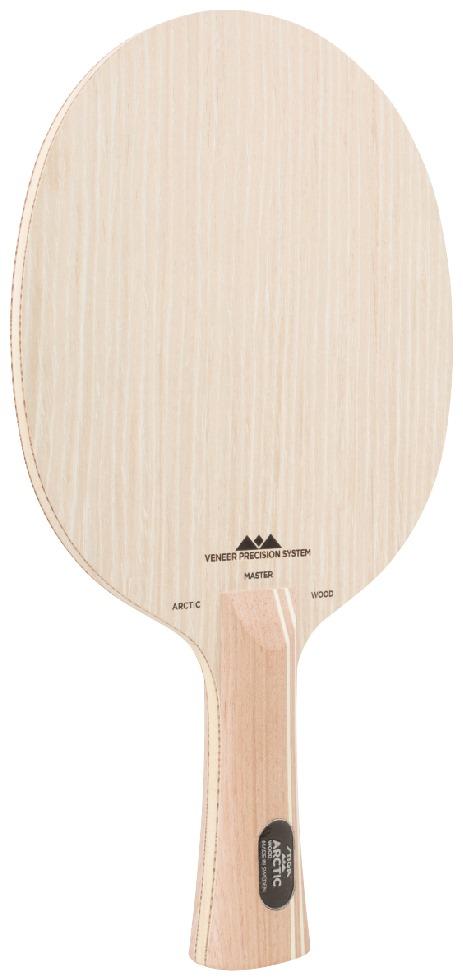 【STIGA】 スティガ 1081 アークティックウッド [木材5枚合板]【卓球用品】シェークラケット/中国式ペンラケット