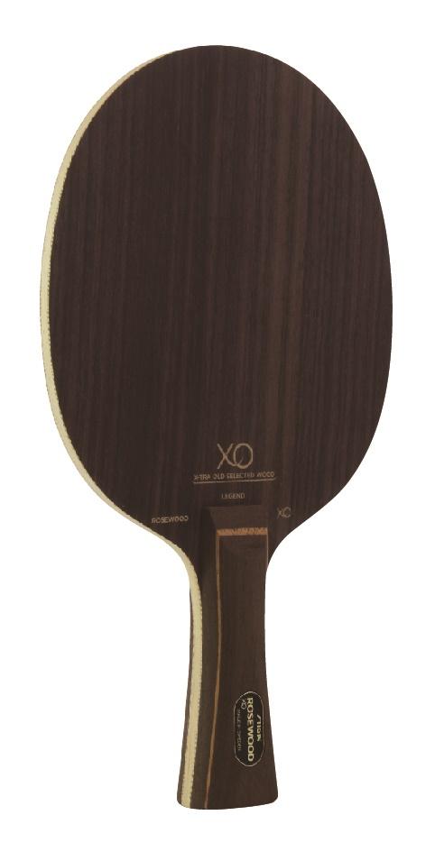 ■送料無料■【STIGA】 スティガ 1092 ローズウッドXO [木材5枚合板]【卓球用品】シェークラケット/中国式ペンラケット