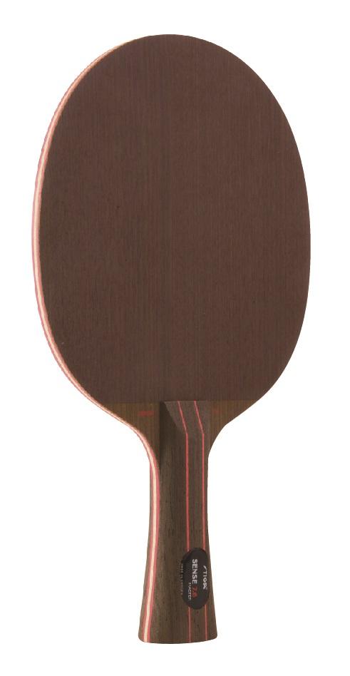 ■送料無料■【STIGA】 スティガ 1096 センス 7.6 [木材7枚+6層(カーボンパウダー)]【卓球用品】シェークラケット/中国式ペンラケット