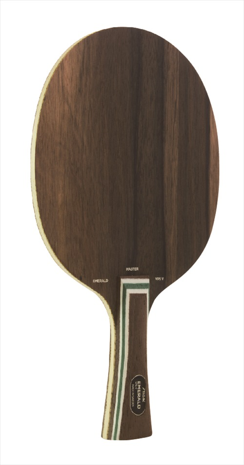 ■送料無料■【STIGA】 スティガ 1099 エメラルドVPS V [木材5枚合板]【卓球用品】シェークラケット/中国式ペンラケット
