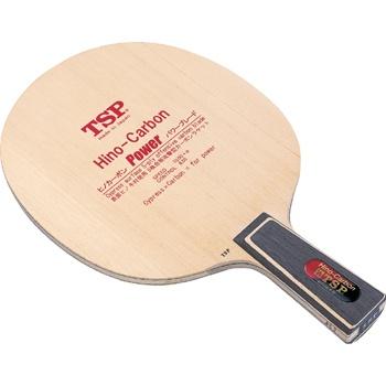 ■送料無料■【TSP】VICTAS ヒノカーボン・パワー CHN 021223 弾性・最速ラケット【卓球用品】中国式ペンラケット(※ヤマト卓球)