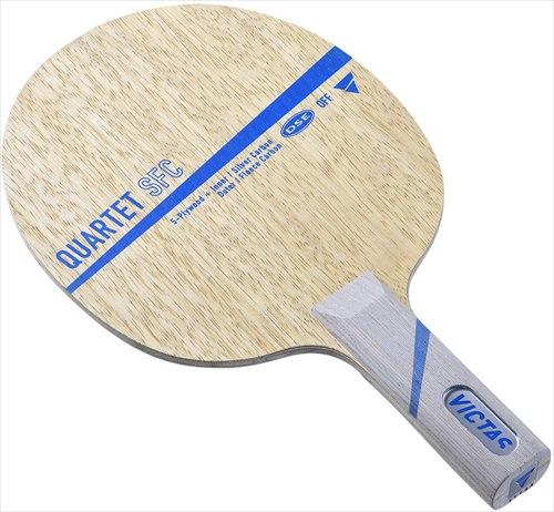 【TSP】VICTAS/ヴィクタス 028705 QUARTET SFC ST [カルテット SFC ST(ストレート) 【卓球用品】シェークラケット/ラケット/卓球ラケット