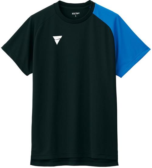 ランキングTOP5 本日の目玉 卓球 ユニフォーム ユニホーム 卓球ユニフォーム 一部欠品中 VICTAS ヴィクタス トレーニングシャツ 卓球用品 プラクティスシャツ 033462-0020 V-NTS204 アシンメトリーな袖ハイ色のシンプルなプラクティスシャツです