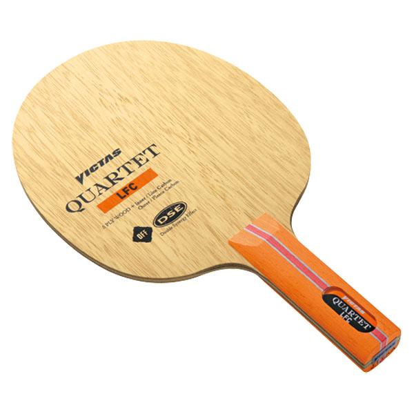 【VICTAS】ヴィクタス 026565 カルテット LFC ST(ストレート) 【卓球用品】シェークラケット/卓球/卓球ラケット