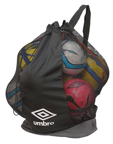 【UMBRO】アンブロ UJS1455-BLK ボールサック [ブラック] サッカーバック/サッカーボールバック  【RCP】