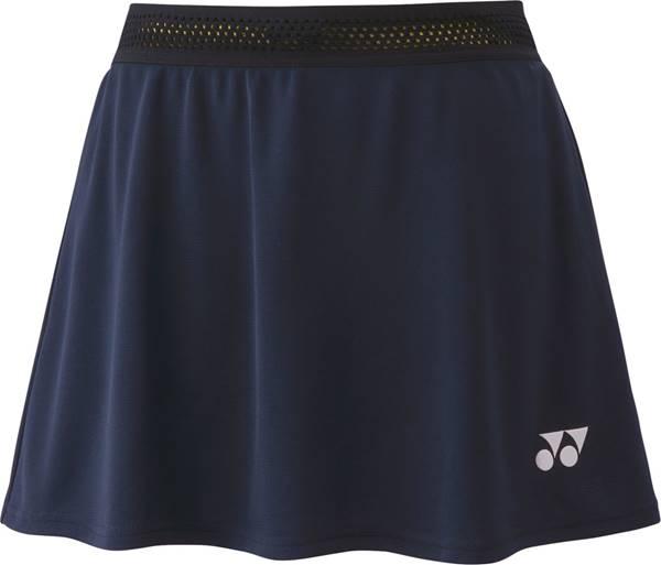 【YONEX】ヨネックス 26053-007 スカート インナースパッツ付ウィメンズ レディース [ブラック] [バドミントン/スラックス・スカート]