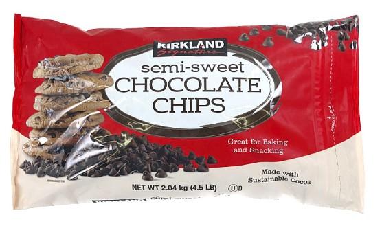 お徳用 お歳暮 カークランド チョコレート 1331846 2.04kg 限定特価 チップス