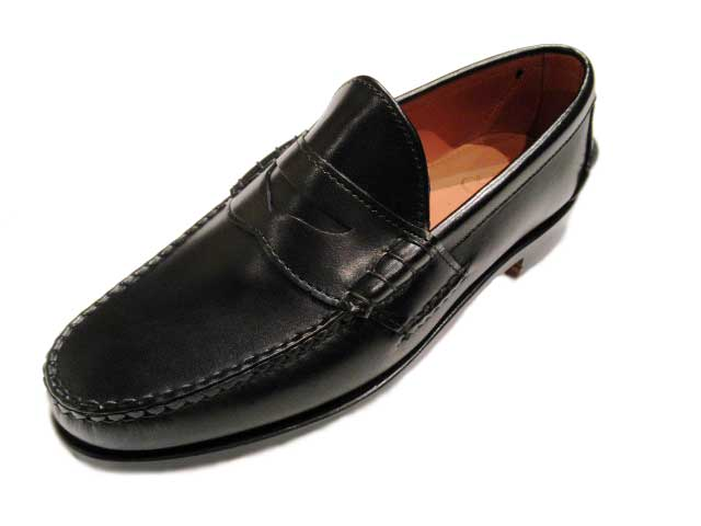 316f4bd88d8 travels  RANCOURT (orchid coat)  BEEFROLL PINCH PENNY LOAFER black ...