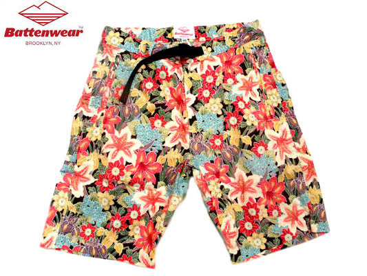 【期間限定30%OFF!】BATTEN WEAR(バテンウェア)OVERHANG SHORTS/lilly