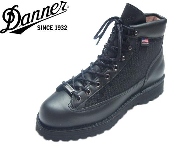 (丹) DANNER / #30465 DANNER 光 1 (Dana 光 1) 和黑色。