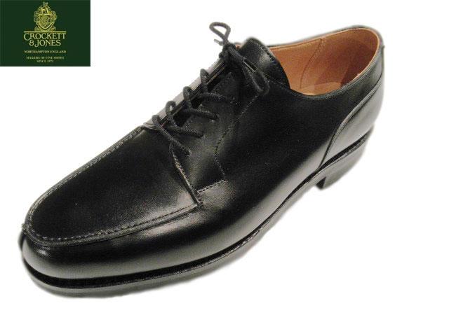 travels | Rakuten Global Market: CROCKETT & JONES (Crockett & Jones) / # 9262RD MORETON (lacing braid ton) /black