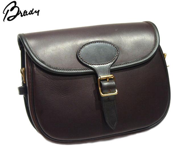 BRADY(ブレディー)/CARTRIDGE BAG50(カートリッジバッグ50)/dark brown