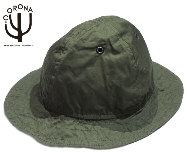 CORONA(コロナ)/#CA005-20-02 LUCY TAILOR HAND MADE REVERSIBLE UTICA HAT/od