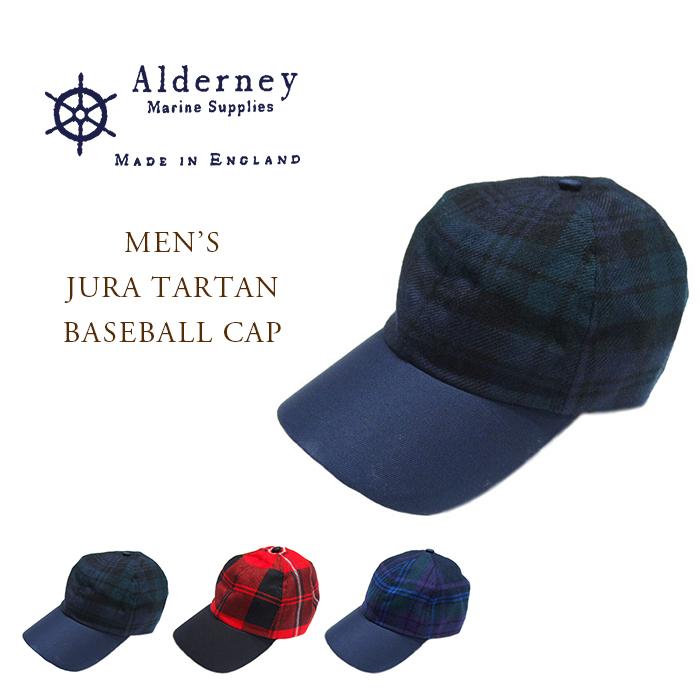 c5938bafa94 ALDERNEY HEAD WEAR (Alda knee headware)   TARTAN BASEBALL CAP (tartan baseball  cap)   Made in England