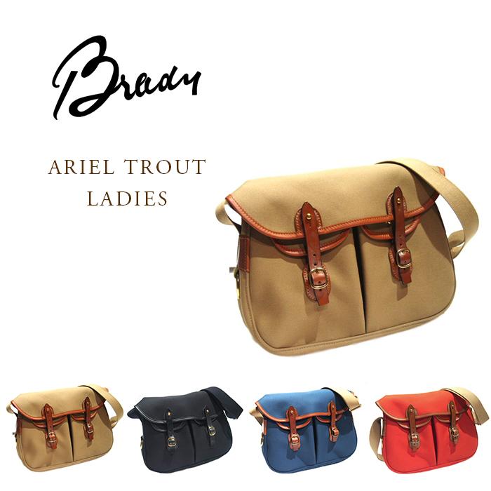 BRADY(ブレディー)/ARIEL TROUT LADIES(アリエルトラウト・レディース)made in England