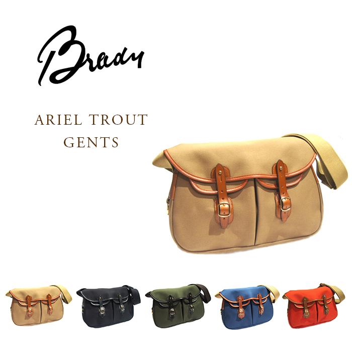 BRADY(ブレディー)/ARIEL TROUT GENTS(アリエルトラウト・ジェンツ)made in England