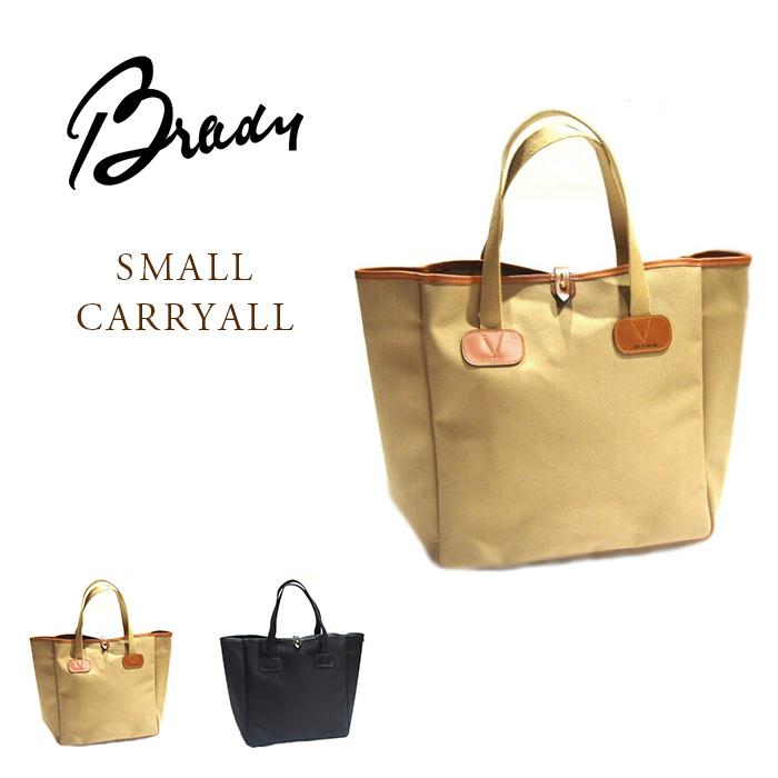 【期間限定30%OFF!】BRADY(ブレディー)/SMALL CARRYALL(スモールキャリーオール)made in England