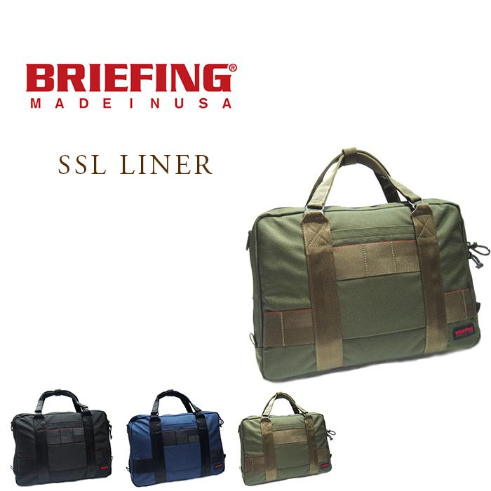 BRIEFING(ブリーフィング)/SSL LINER(SSLライナー)