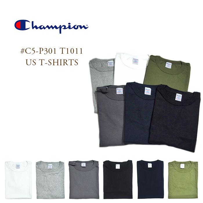 c3eaf6e2 travels: CHAMPION (champion) / # C5-P301 T1011 US T-SHIRTS (US TEE ...