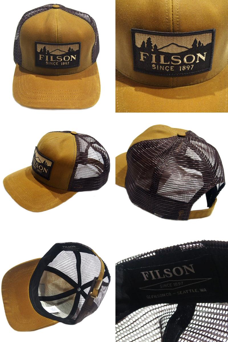 a741c692a FILSON (Filson) /LOGGER MESH CAP (logger mesh cap)