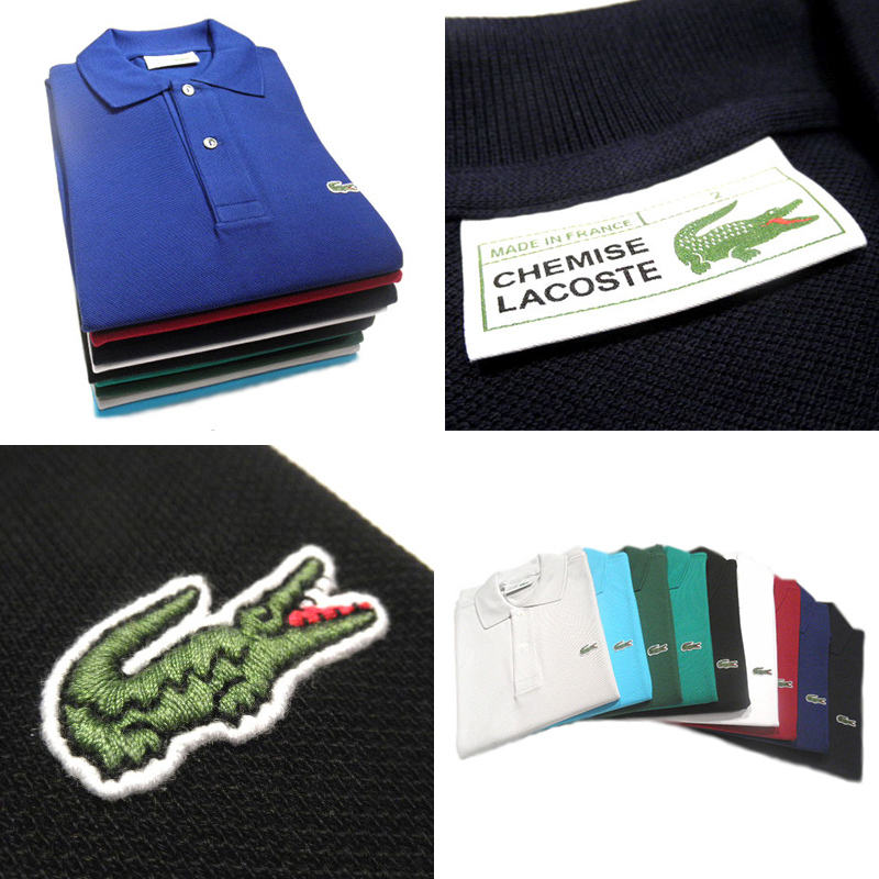 Where lacoste made