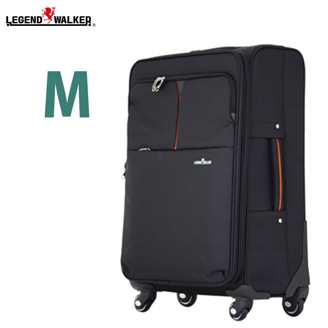 迅速な対応で商品をお届け致します 容量が拡大するスーツケース キャリーケース 人気ブランド Legend 日時指定 Walker レジェンドウォーカー スーツケース キャリーバッグ 旅行用品 軽量 M 4031-61 対応 ソフト 5~7日 サイズ キャリーバック 02P05Nov16
