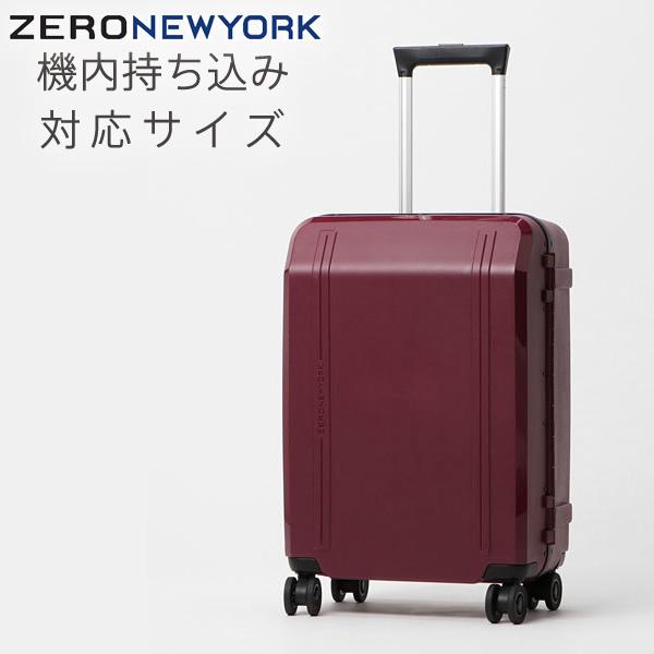 スーツケース キャリーケース キャリーバッグ キャリーバック エース AE-94131 94131 TROLLEY ZERO NEWYORK[[ゼロニューヨーク]Travellers トラベラーズ 機内持込トローリー 34L