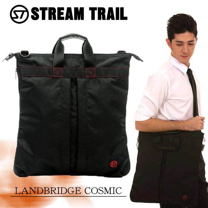 StreamTrail LANDBRIDGE COSMIC トートバッグ ショルダーバッグ ビジネスバッグ アウトドア ショルダーバッグ デイパック リュック サック BAG あす楽対応 ST-LANDBRIDGE-COSMIC