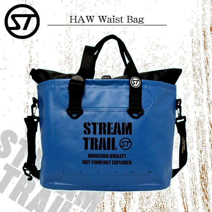 (StreamTrail) 防水肩袋手提袋瑪律凱 DX-1.5(Marche) StreamTtail (流 trail) 業務袋戶外背包手提袋 (相容) (ST-瑪律凱-DX-1-5)