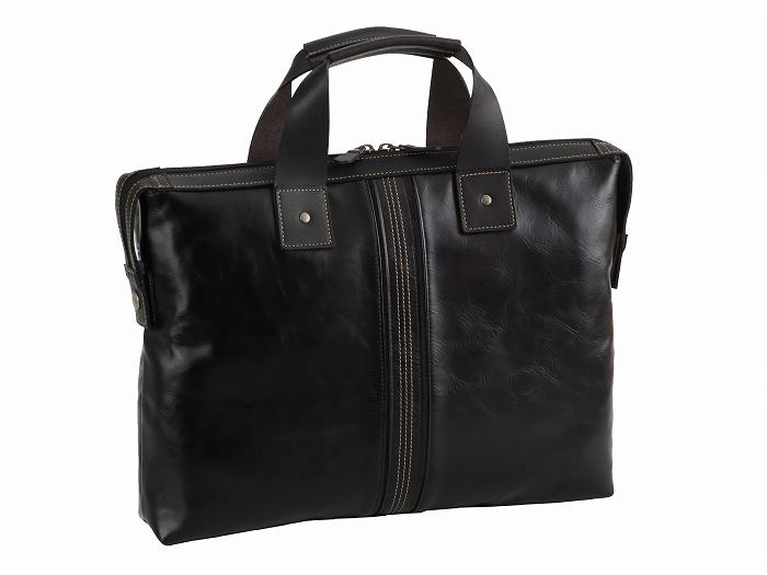 メンズ ブリーフケース ビジネスバッグ 平野鞄 BLAZER CLUB ブレザークラブ 牛革 大開きタイプ 26514 通勤 HIRANO-26514