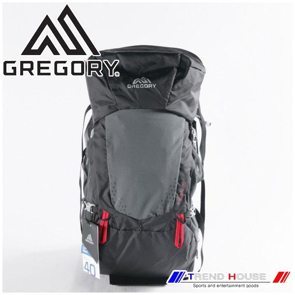 グレゴリー バックパック ズール 40 M Feldspar Grey ゼット 68435-4847 GREGORY