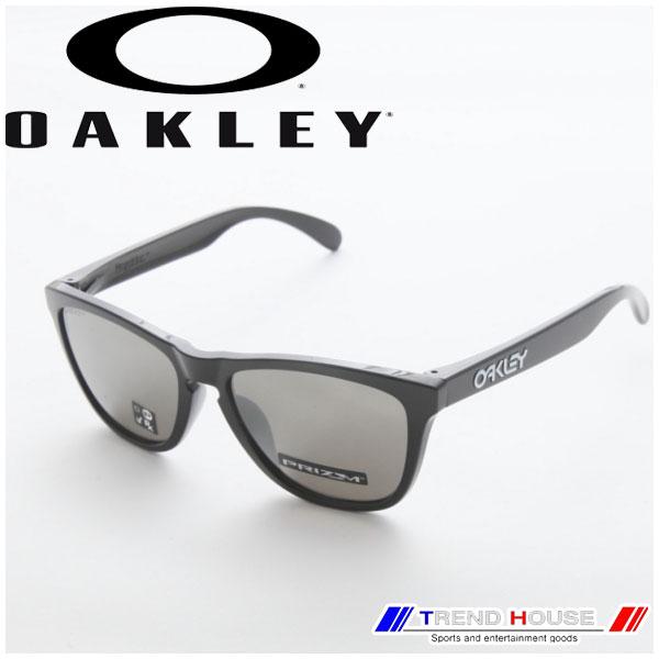 オークリー サングラス フロッグスキン アジアンフィット OO9245-6254 FROGSKINS (ASIA FIT) Polished Black/Prizm Black OAKLEY