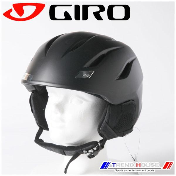 ジロー ヘルメット ナイン Matte Black/M(55.5-59cm) 7051979 NINE GIRO