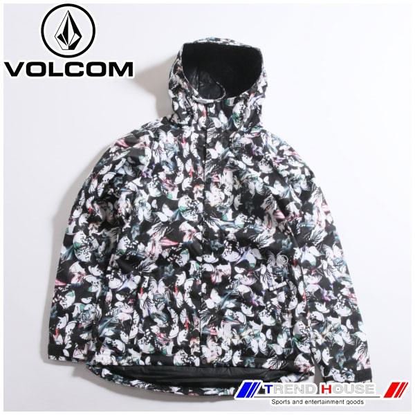 ボルコム 16-17 レディースジャケット ボルトインス.ジャケット BOLT INS. JKT H0451708-MLT-M VOLCOM