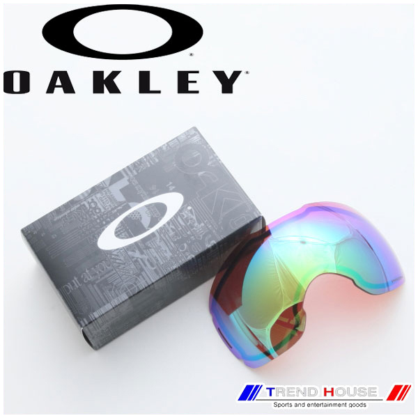 2019 オークリー ゴーグル エアブレイク XL LENSES Prizm Jade Iridium 101-642-008 OAKLEY オークレー プリズム