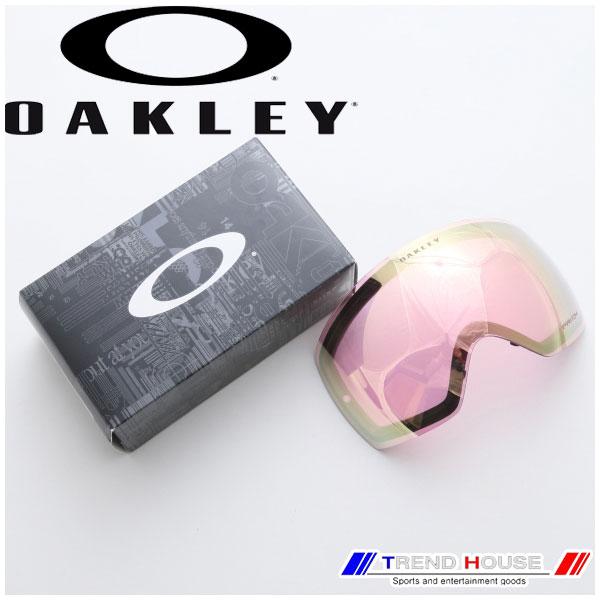 2019 オークリー ゴーグル フライトデッキ LENSES Prizm HI Pink Irid 101-423-003 OAKLEY オークレー プリズム