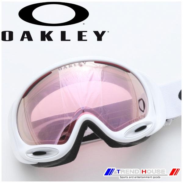 2017 オークリー ゴーグル A-フレーム 2.0(アジアンフィット) Polished White/Prizm HI Pink Irid A-FRAME 2.0(ALT FIT) OO7077-03 OAKLEY