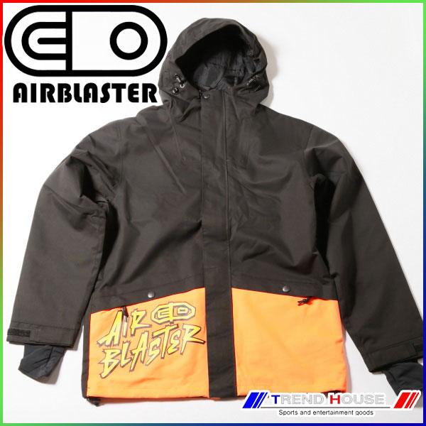 2015 エアブラスター JAVIER JACKET SAFETY BLACK/L AB15MJ1_012-SBL-L AIRBLASTER スノージャケット