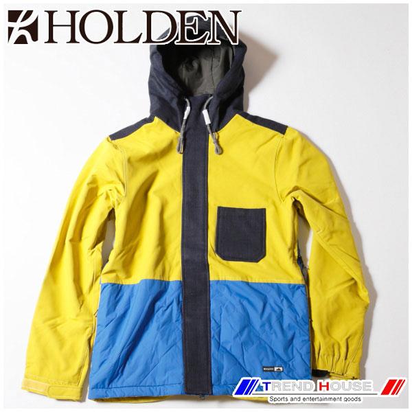 ホールデン スノージャケット Edison Jacket ANTIQUE MOSS/M HOLDEN EJK-F14-N-JK-ATM-M