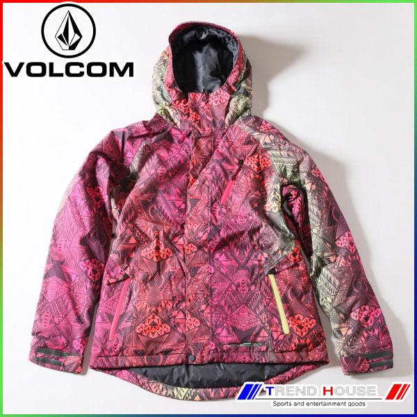 ボルコム 2015 レディースジャケット FAWNS INS JKT CRH/M H0451402 VOLCOM