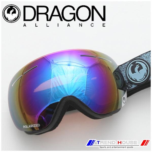 ドラゴン ゴーグル X1s Mason Blue/Flash Blue Polarized 722-6287 DRAGON