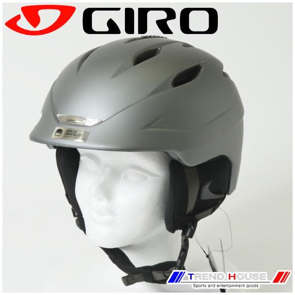 ジロー ヘルメット シーム Matte Pewter/L(59-62.5cm) 2033715 SEAM GIRO