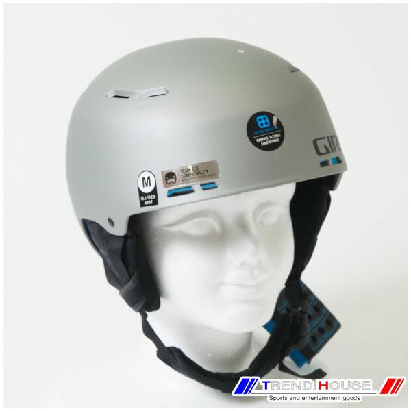 ジロー ヘルメット コンバイン Matte Titanium/L(59-62.5cm) 7052412 コンバイン GIRO